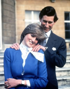 Diana and Charles, February 24, 1981