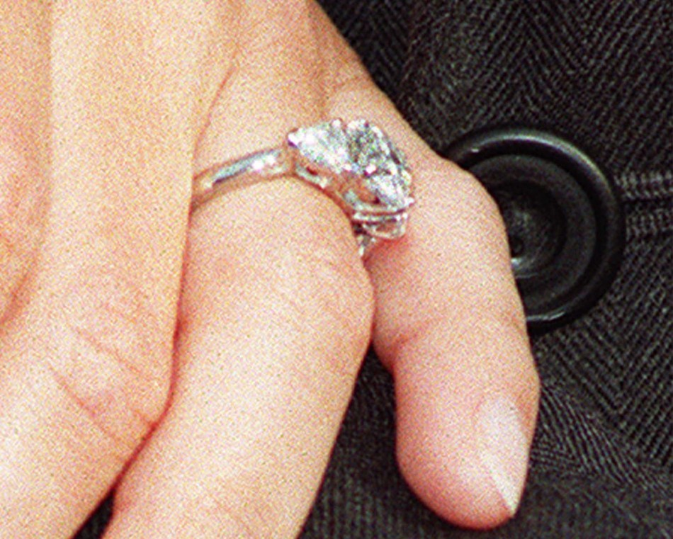 Sophie S Engagement Ring The Royal Post