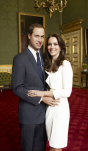 Kate wears a Reiss dress purchased in 2008. Photo by Mario Testino.