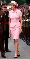 Princess Diana channels Jackie