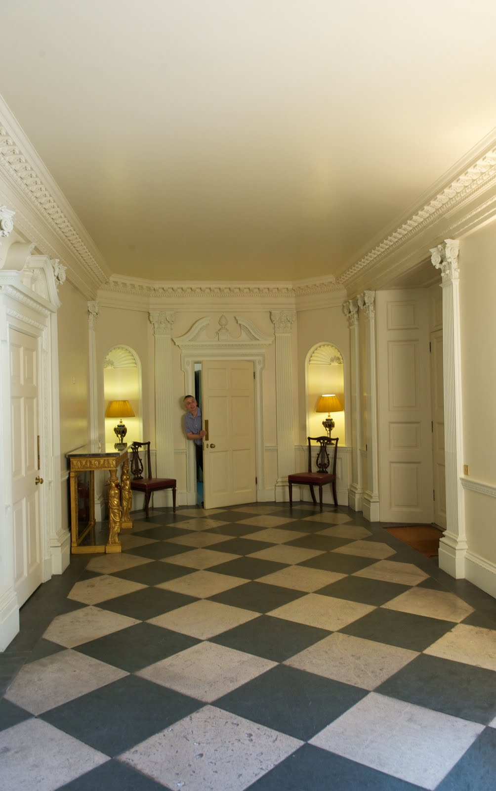 Kate and William's Future Kensington Palace Apartment ...