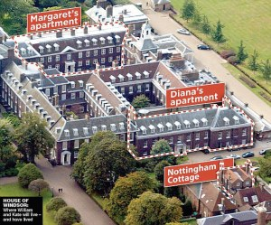 Kate and William's Future Kensington Palace Apartment