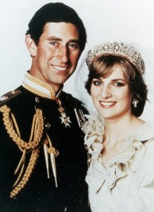 Royal Christmas Cards ~ Diana and Charles 1981-1991