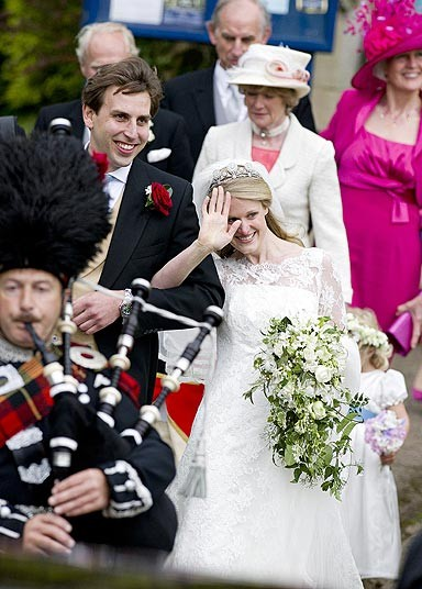Thoughts on Emily McCorquodale's Wedding – The Royal Post