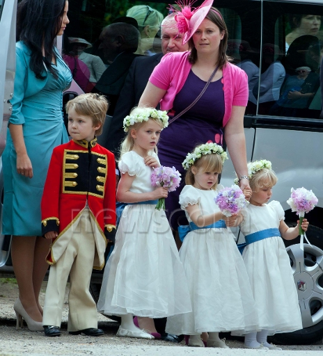 Thoughts on Emily McCorquodale\'s Wedding – The Royal Post
