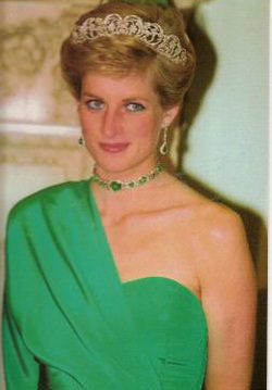 mary s deco emerald choker the royal