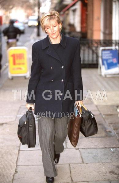 Sophie in January 1999 before her engagement to Edward was announced (via The Royal Forums)