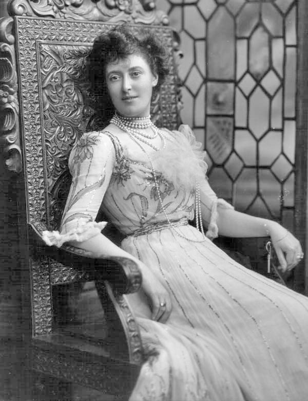 Portrait c. 1900, via Lafayette.org.uk