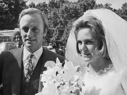 Camilla and Andrew Parker-Bowles' 1973 Wedding Via Lamberdebbie's blog