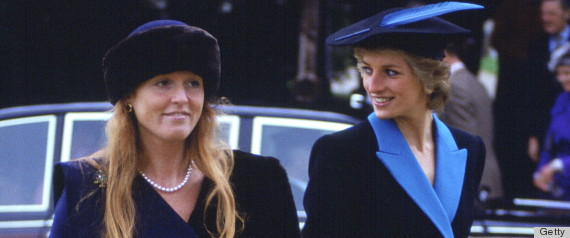 Fergie and Diana (via Huffington Post)