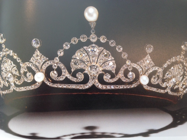 Photograph from Tiaras: A History of Splendour