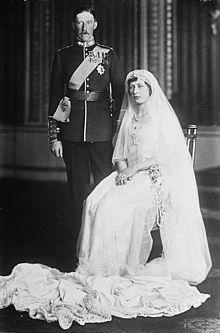 Wedding Day 1922