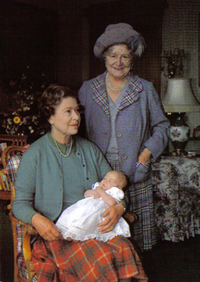 2 Elizabeths and Beatrice (via )