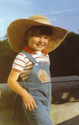 Mathilde as a youngster (via Royalem )