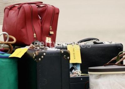 The Queen's Luggage (via )