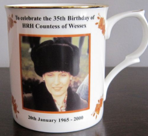 Sophie's 35th Birthday Mug (via eBay)