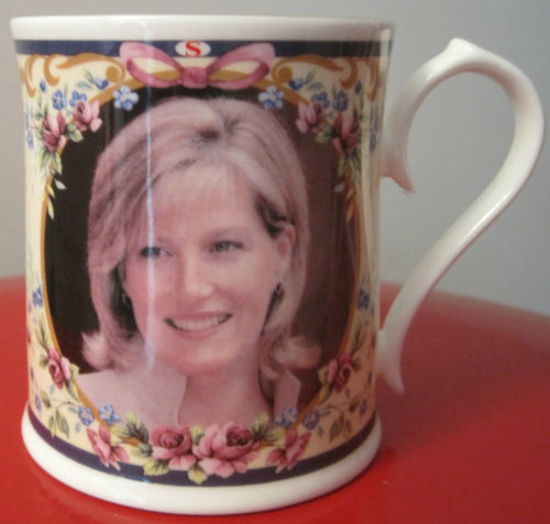 Sophie's Birthday Mug (via eBay)