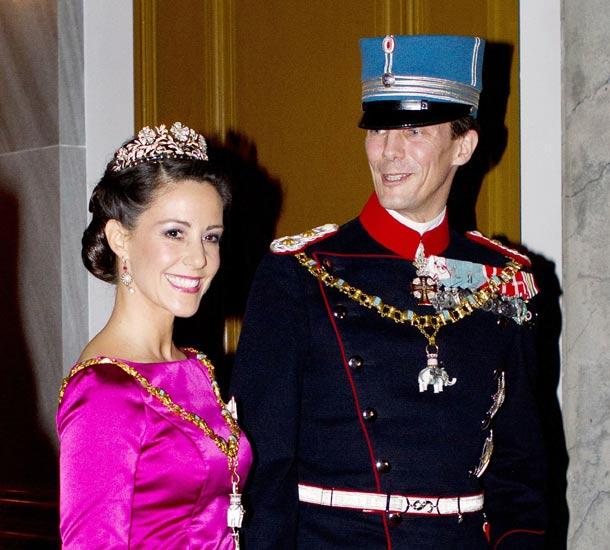 Princess Marie (via Hello)