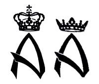 Alexandra's Monogram downgrade (via The Unofficial Countess Alexandra )