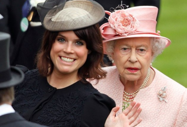 Eugenie & Gran (via Vanity Fair)
