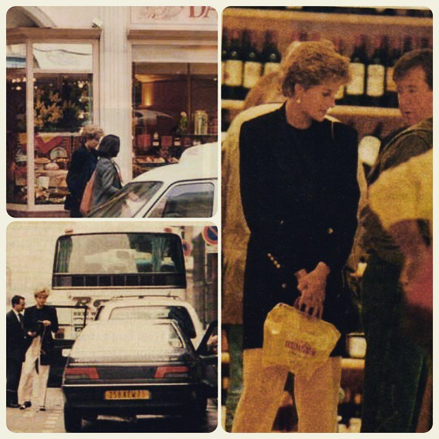 Out and About in Paris May 1, 1993 (source)