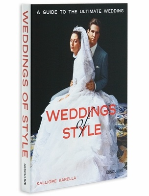 It made the cover of Weddings of Style! [Amazon]
